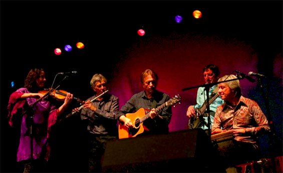 The 5-piece at the Kelowna Civic Theatre